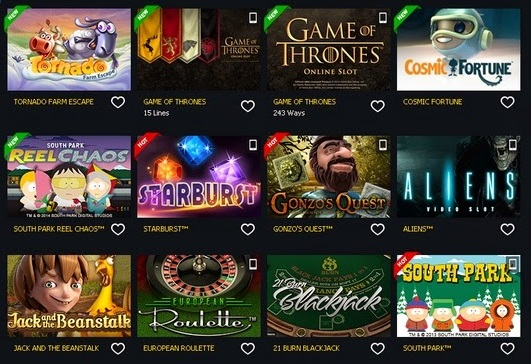 which are the other bonuses at 10bet casino site