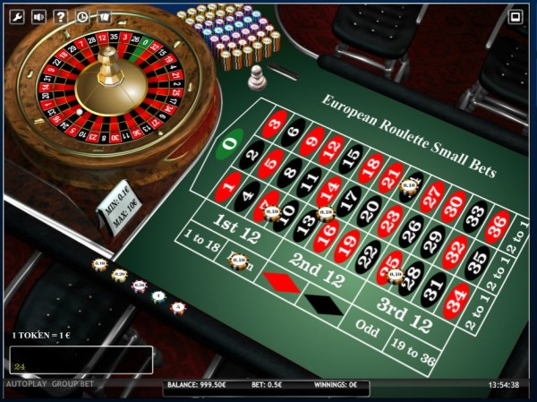 what is the design of the of 10bet casino roulette