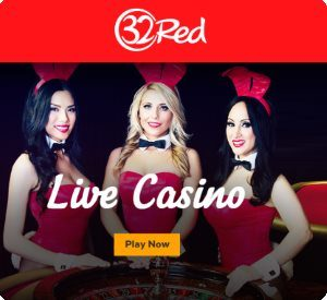 what live games can you see at 32red casino review