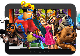 find the best 3d mobile slot games online