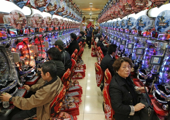 Japan's Big Wager on Casinos