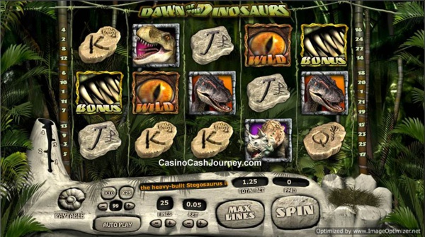 is the 888 casino software great for slots