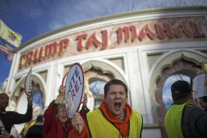 The Casinos in Atlantic City are Happy to Bid Farewell to the Trump Taj Mahal