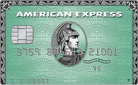 How to use the card of American Express?