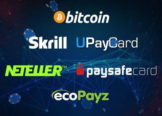 Which payment options does the site of casino extreme offer?