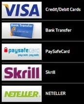Which payment options are available at Slot Heaven?