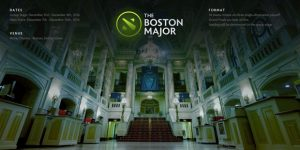 The Boston Major Will Begin This Week