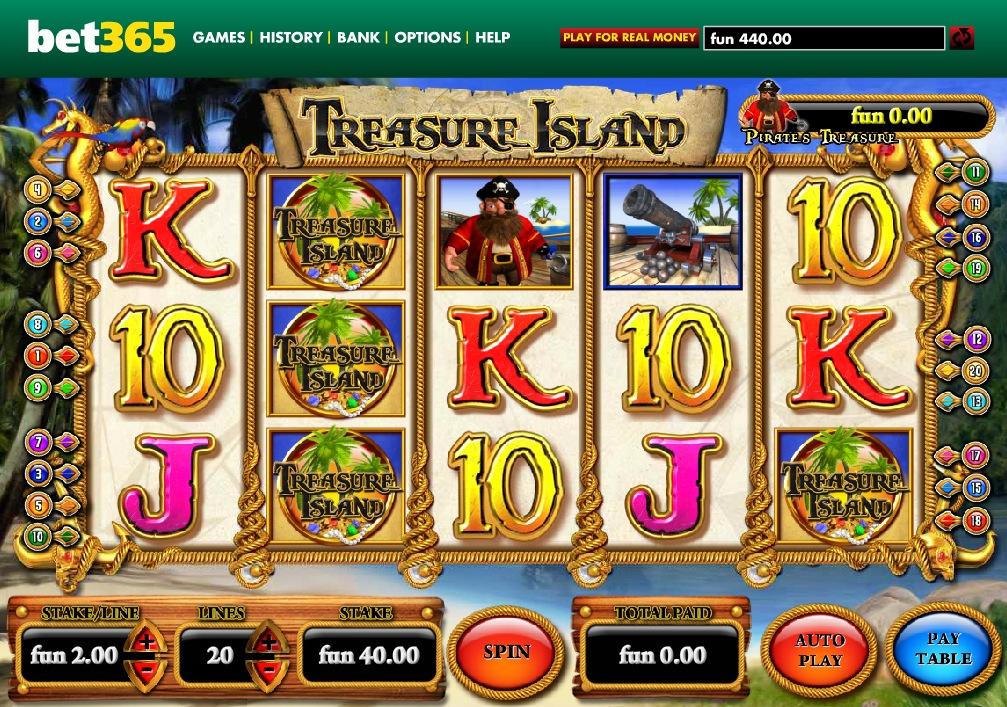 Free Online Slots Bet365