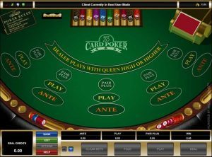 is poker among the betway casino game options