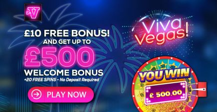 You can find bonus offers at the Doctor Vegas website!