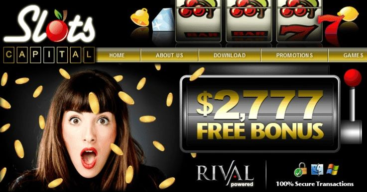 How to get bonus money from the Slots Capital Website?
