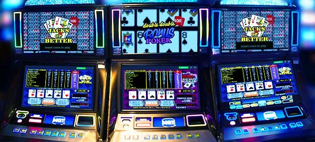 Try the video poker at cafe online casino!