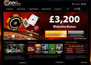 why to use the special offers at casino.com online