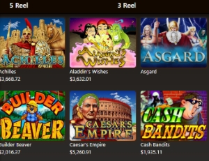 CasinoMax Slots games