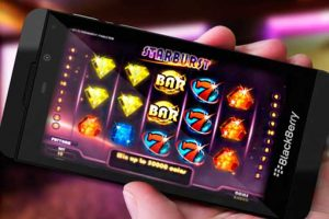 Why finding Blackberry slots is fairly easy for the gamblers?