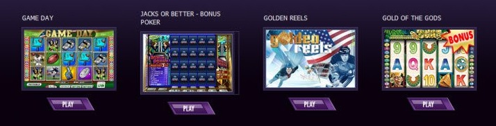 What slot games can you play at the Mianmi Club site?