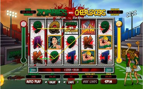 Play a game at the Slots LV casino website!