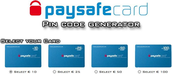 How to use a Paysafecard voucher for online banking?