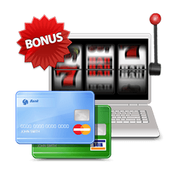 How to claim bonuses when playing internet slots?