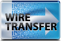 Is there an option for an instant wire transfer?