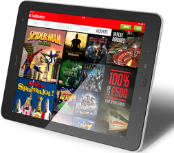 does ladbrokes casino have a mobile platform to play