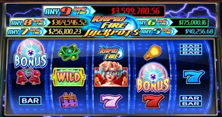 Explore the slot machine games and their latest features!
