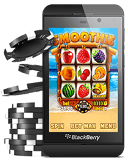 Do you know if it is legal or not to play slots on your Blackberry?