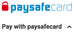 Which sites accept Paysafecard for online deposits?