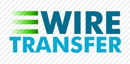 How can you make a wire transfer online?