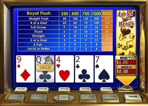 Does the Miami Club betting site offer video poker?