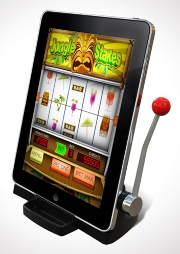 Can you play mobile slots on Apple's iPad online?