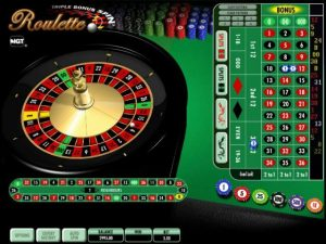 can you try out mr green roulette with a live dealer