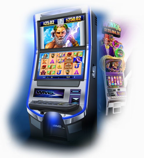 what are the latest slot machine features