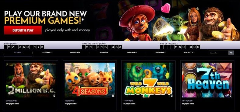 Get to spin the slot reels of Black Diamond online!