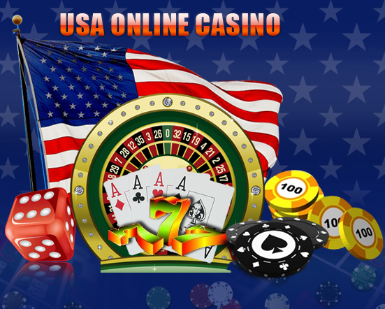 which online casinos and slot games does the usa offer