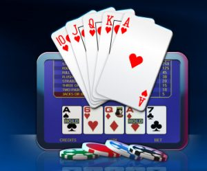 learn how to play online video poker games
