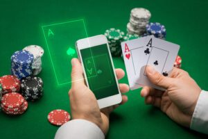 how to practice for video poker by betting chips