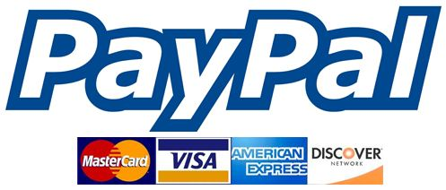 Are there payment options compatible with PayPal?