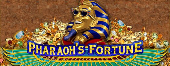 The theme of Pharaoh's Fortune iOS Slots takes you to the Ancient Egypt!