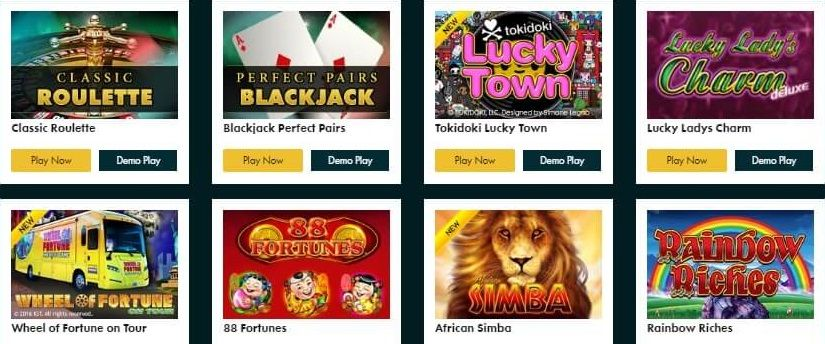Do the Grosvenor slot games offer big money prizes?