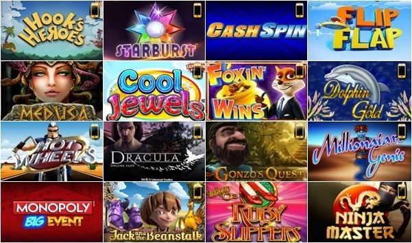 Have a good time playing the Magic Slot Casino games!
