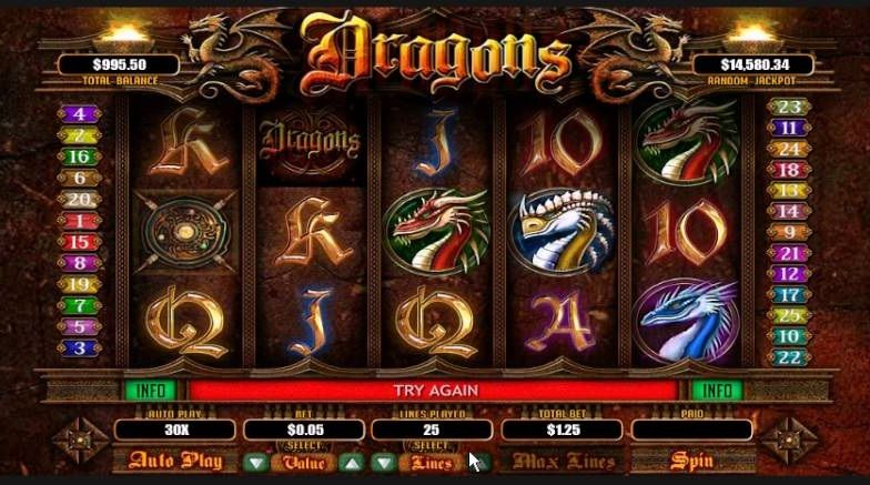 Enjoy the best slots games at the Casino Ignition site!