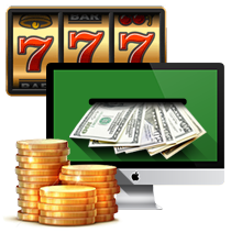 Wager cash on slots in order to win real money prizes!