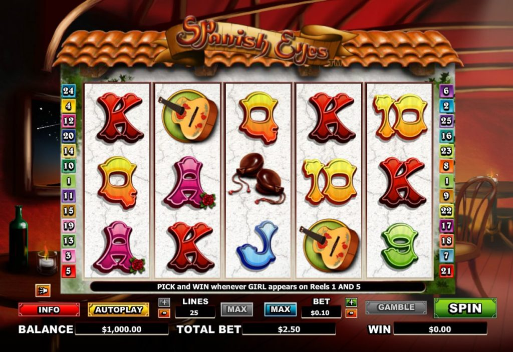 Read about the launch of online slots in Spain!