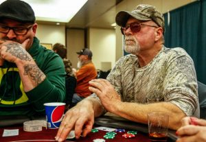 How to help the fairgrounds with a poker tourney?