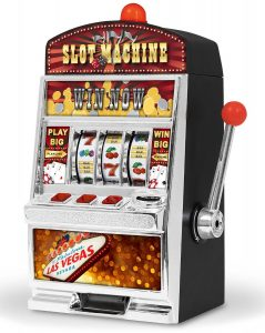 find single coin flat top slot machines
