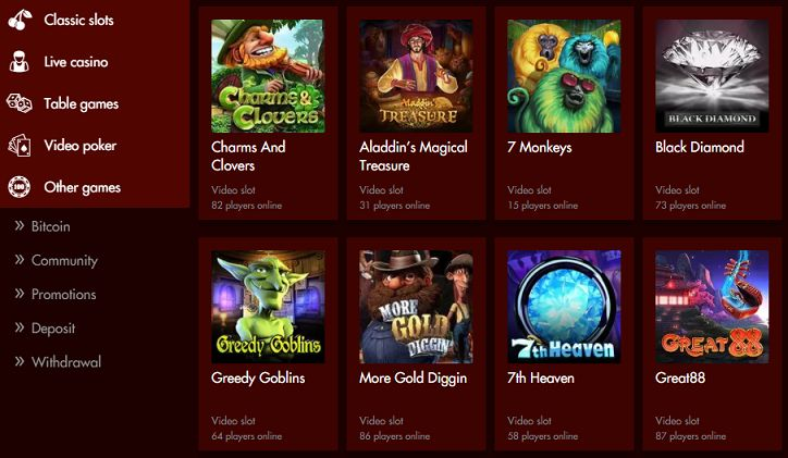 play online casinos canada for real money