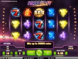 what payout percentages do progressive slots offer