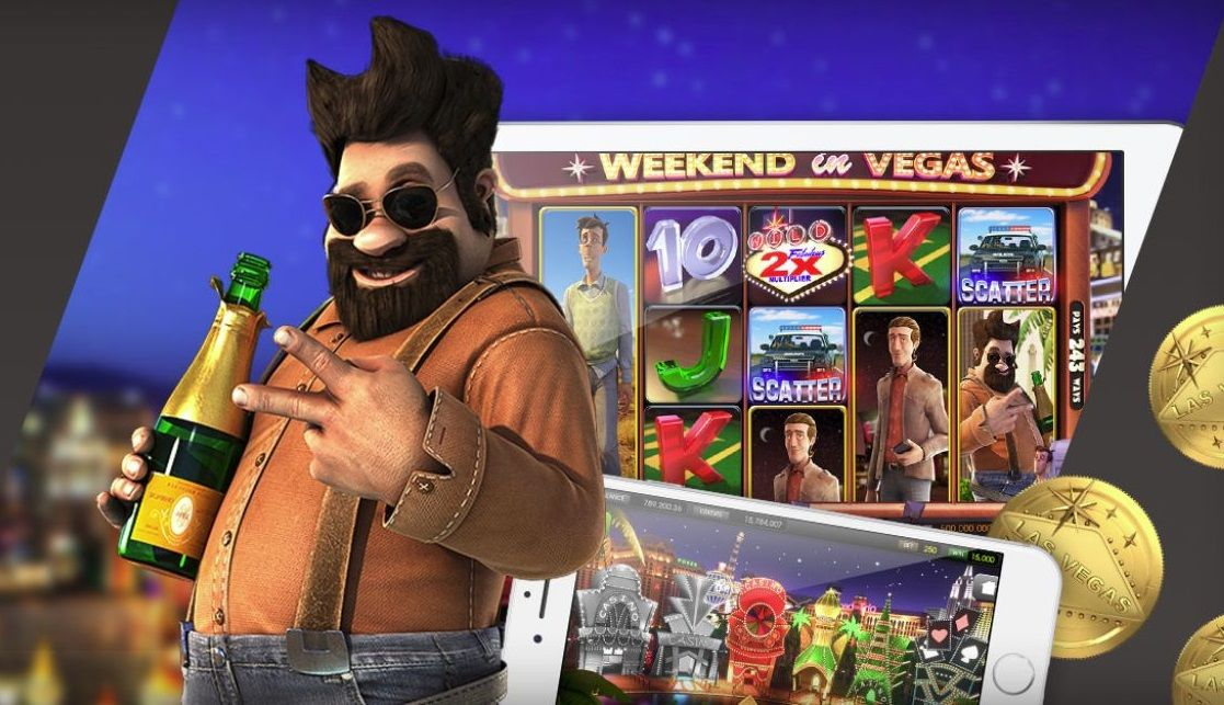 Have a good time with the Vegas Crest slot games!