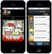 Can you enter Slots Capital from your mobile phone?